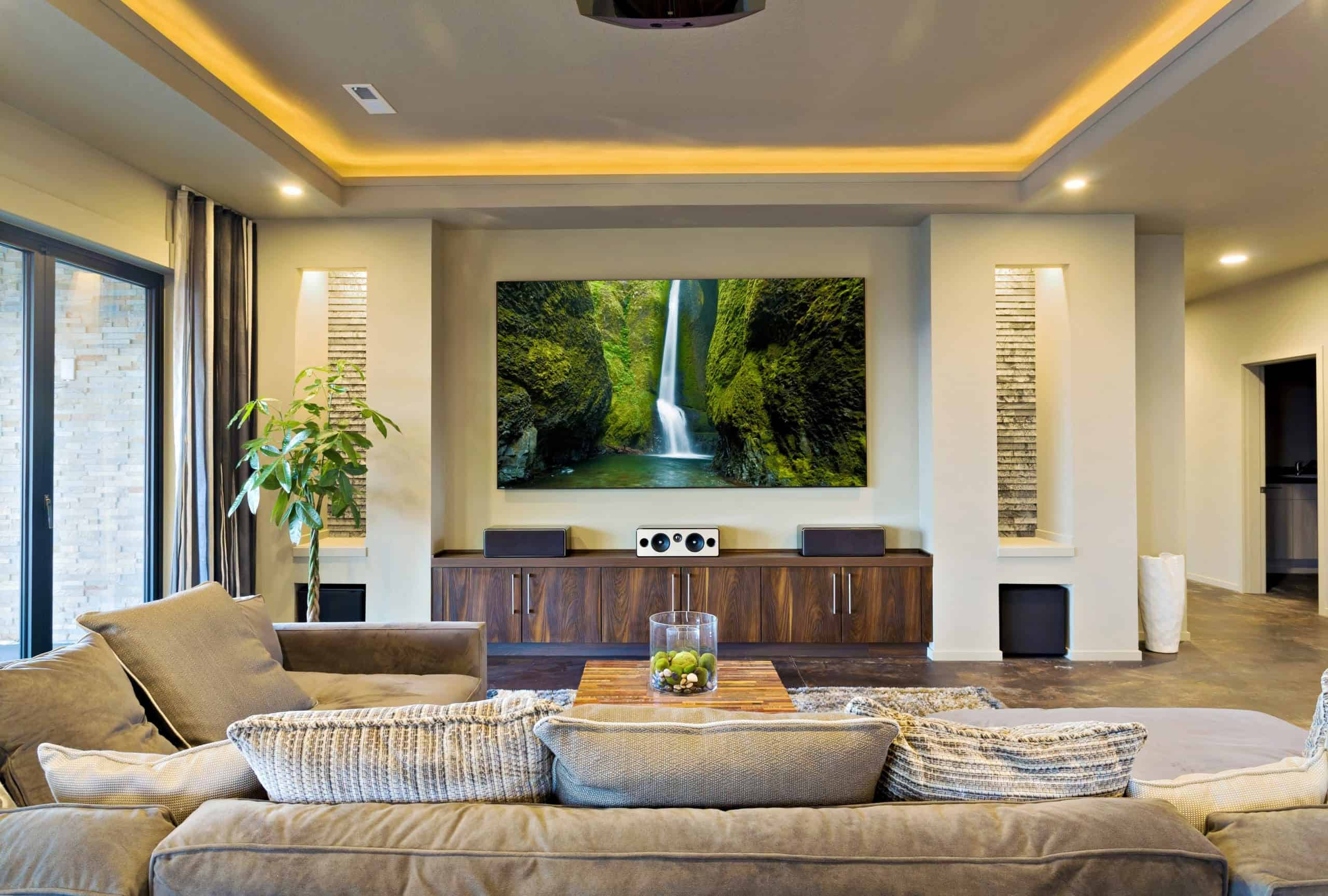 Custom Home Video and Audio